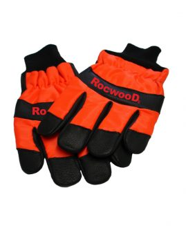 Chainsaw Safety Gloves, Class 0 Left Hand Protected