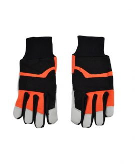 Chainsaw Safety Gloves Class 0 Left Hand Protected