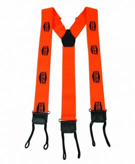 Solidur ORANGE BUTTON BRACES