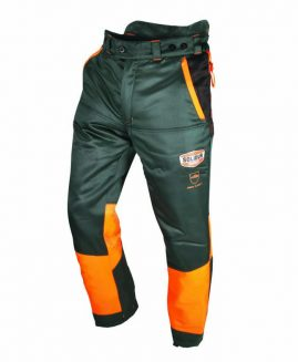 Solidur AUTHENTIC Chainsaw Trousers