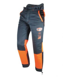 Solidur AUTHENTIC Class 3 Chainsaw Trousers