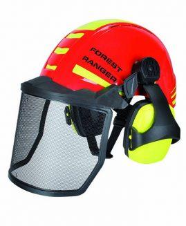 Solidur INFINITY Chainsaw Helmet