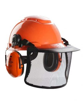 Solidur PELTOR Chainsaw Helmet