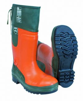 Solidur FOREST Chainsaw Wellington Boots