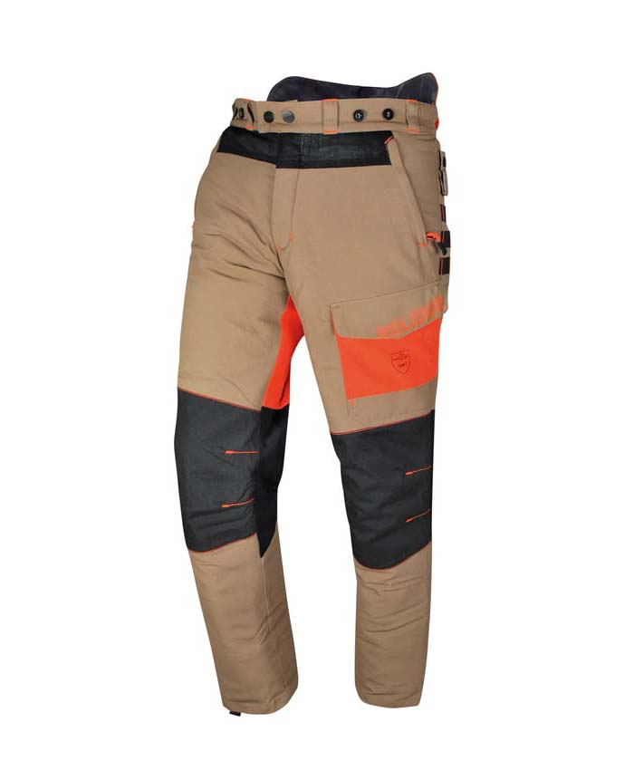 Solidur SOFRESH Summerweight Chainsaw Trousers