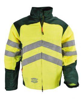Solidur HI-VIS Chainsaw Jacket