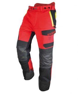Solidur INFINITY Super Stretch Chainsaw Trousers Short